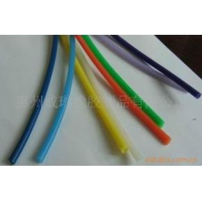 七色硅胶管,彩色硅胶管,医用硅胶管