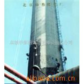 烟囱维修 烟囱加固 烟囱加高 烟囱打包箍