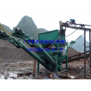桂林专业洗矿设备桂林劲威机械厂