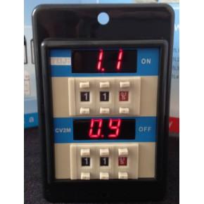 双数字显示双调型限时继电器_CV2M