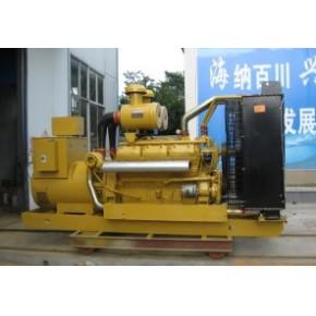 120KW上柴发电机组-海兴发电机组-进口发电机组