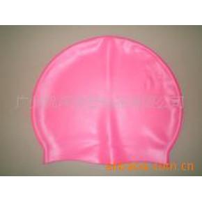 自主生产优质纯进口天然乳胶、硅胶游泳帽