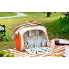广告礼品   四人组野外餐包