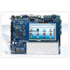 工控主板UT-S5PV210开发板+7寸LCD+samsung A8开发板