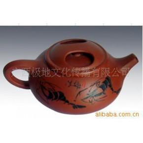 广告礼品  牛盖石瓢壶  广西紫砂壶