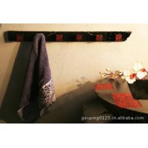 【批发供应】树脂工艺品 中式 仿古 家居卫浴用品 毛巾架