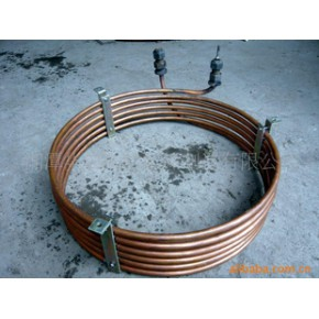 立式电机圆盘油冷却器 油冷却器