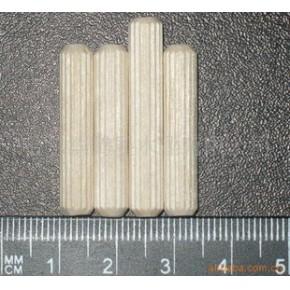 窑干、直径公差:±0.10mm、直纹木榫
