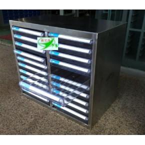 YES-220不锈钢文件柜,20抽屉文件柜,二十格文件柜