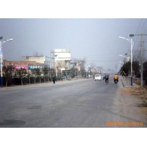 农村乡镇街道用各种规格的翘臂路灯
