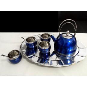 烁之乔咖啡茶具 不锈钢茶具 咖啡杯 精美礼品 成都怡佳
