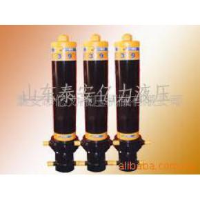 套筒液压缸 伸缩式液压缸图片