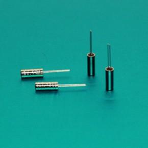 柱状晶振2*6封装、石英晶振、摄像头晶振