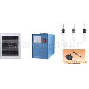 小型太阳能供电系统 Jieyu