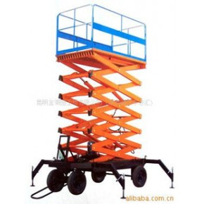 高空作业平台,高质量产品。高标准服务