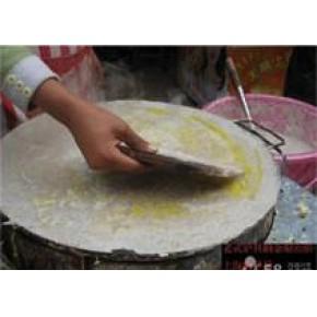 郑州杂粮煎饼培训 开封杂粮煎饼的制作方法【王师傅】