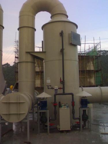 废气处理设备筛板式洗涤塔