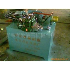 青岛卧式高压大流量液压泵站