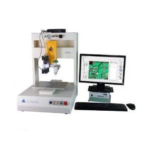 三轴自动定位台式点胶机CD3000