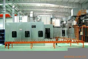 C供应喷漆生产线 立信 非标 -机械设备