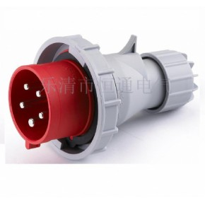 防水工业插头