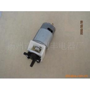 微型齿轮式水泵 智能马桶水泵