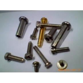 不锈钢盘头螺丝ISO7380/GB818