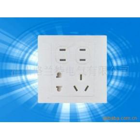 九孔插座、9孔插座、二二二三极插座