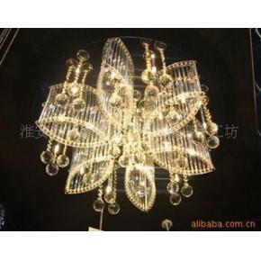 现代水晶灯 任意 节能灯