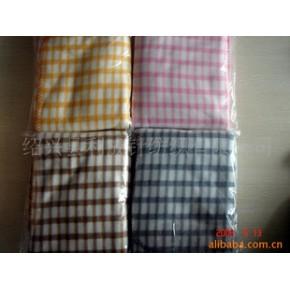 印花格子双面绒 利成 线毯/毛巾毯