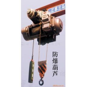 防爆型电动葫芦 葫芦 起重机械