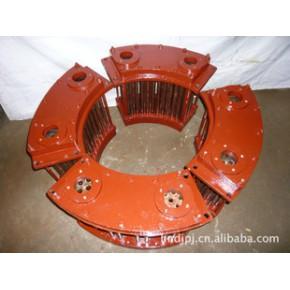 轴承盖 轴瓦 轴承座 推力头 集电环 电风扇 油冷却器等