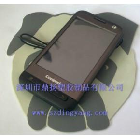 深圳时尚环保魔力pvc手机防滑垫 超强吸附力