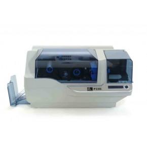 斑马P420证卡打印机|参观证打印机|工作证打印机