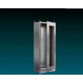 不锈钢带玻璃门系列配电柜