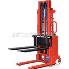 上海手推电动液压堆高车 电动堆高车