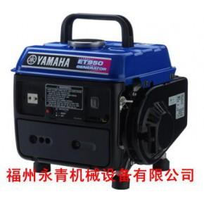 漳州雅马哈发电机EF6300ISE ,福建总代理福州永青机械
