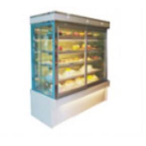 重庆市直角蛋糕保鲜柜,风冷蛋糕冷柜,雪弗尔冷柜