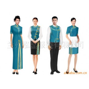酒店服 工服 制服 服装
