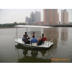 脚踏玻璃钢太阳能游船 1(t)