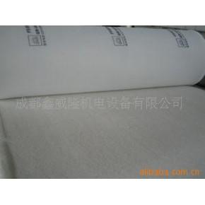 顶棚过滤棉 无硅化纤 耐高温