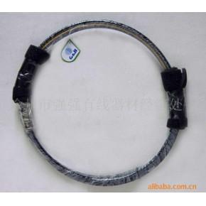 3米铜质接头密封防水尾缆