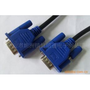 VGA线电脑主机与液晶显器/液晶电视连接线
