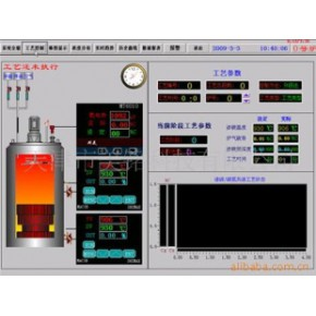 渗碳工艺自动控制计算机软件 碳控仪 氧探头