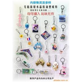 提供产品设计与生产加工各类钥匙扣纪念品