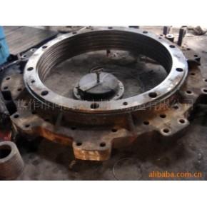 圆锥破碎机调整环 圆锥式破碎机