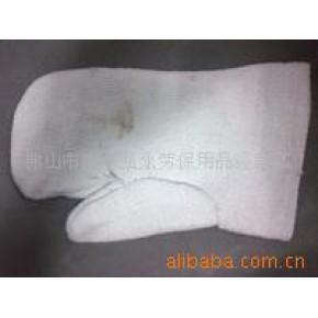 石棉手套劳保用品 防高温手套