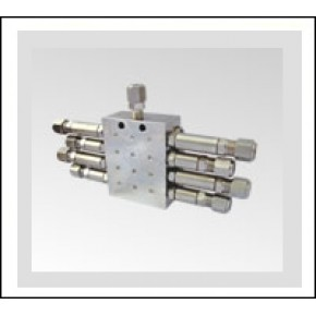 SSV单线递进式分配器/大连单线递进式分配器/递进式分配器经销商
