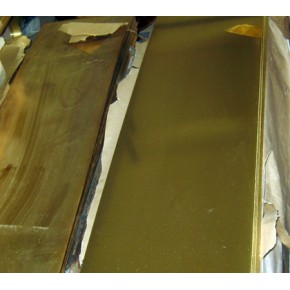 进口锡青铜板QSn1.5-0.2价格、TP1磷脱氧铜板批发