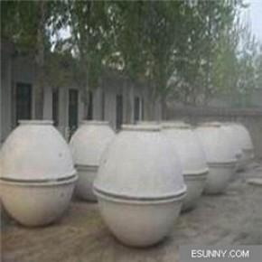 干发酵太阳能沼气罐